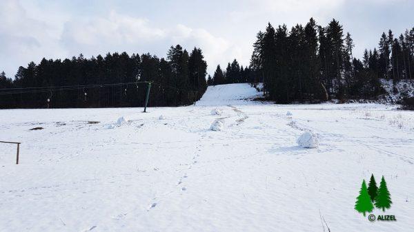 Kl. Ski- und Rodelpiste