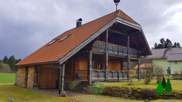 Ein Schwarzwaldhaus