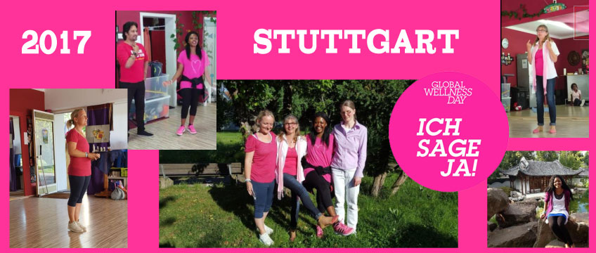Global Wellness Day Stuttgart 2017