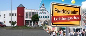 Pleidelsheimer Leistungsschau 2016